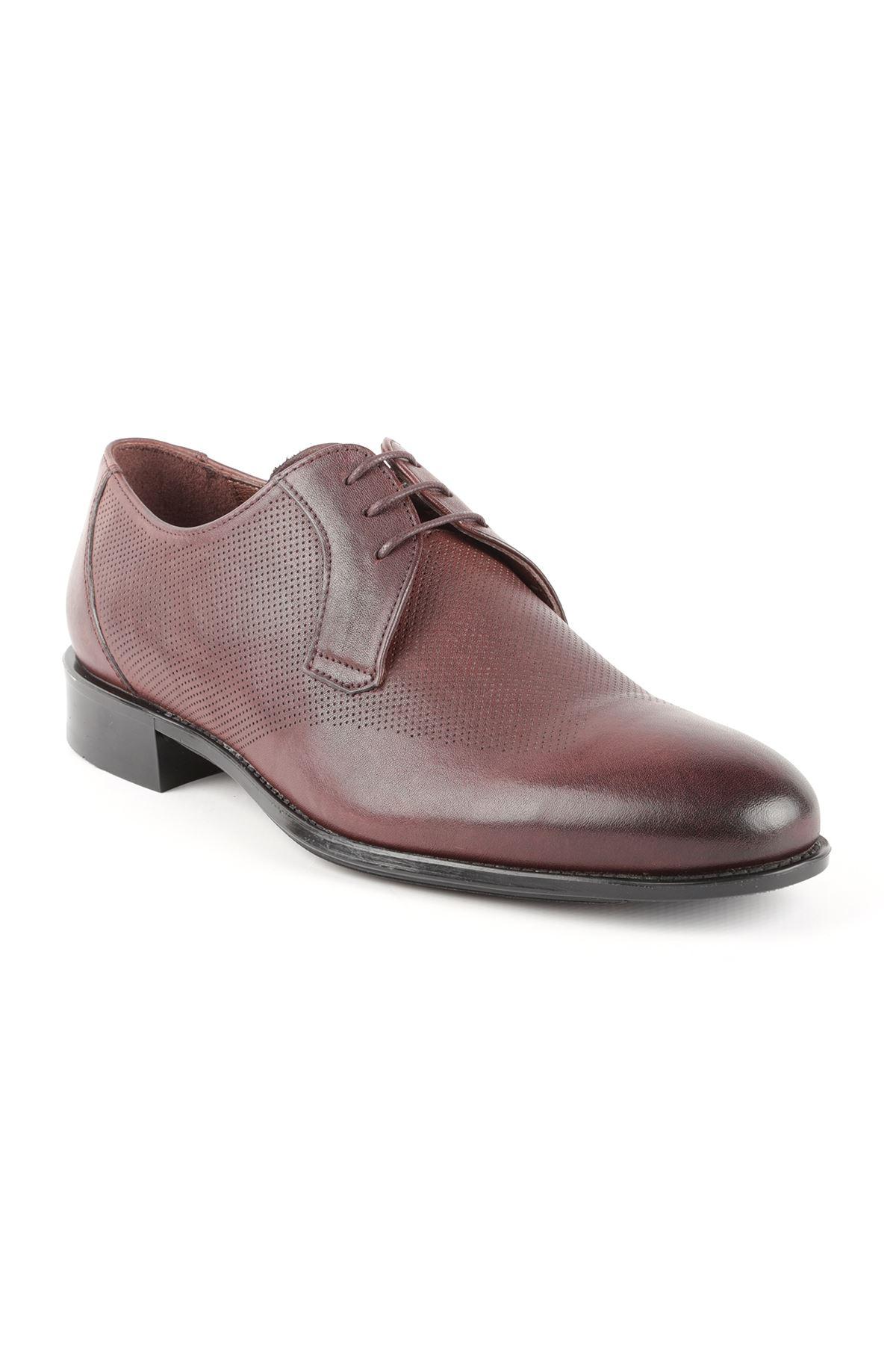 Libero T1408 Bordo Klasik Ayakkabı