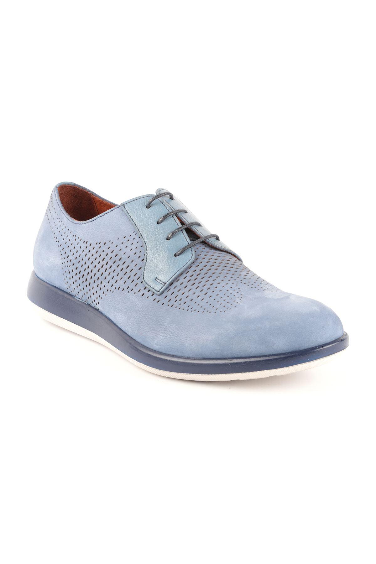 Libero T1413 Blue Casual Shoes