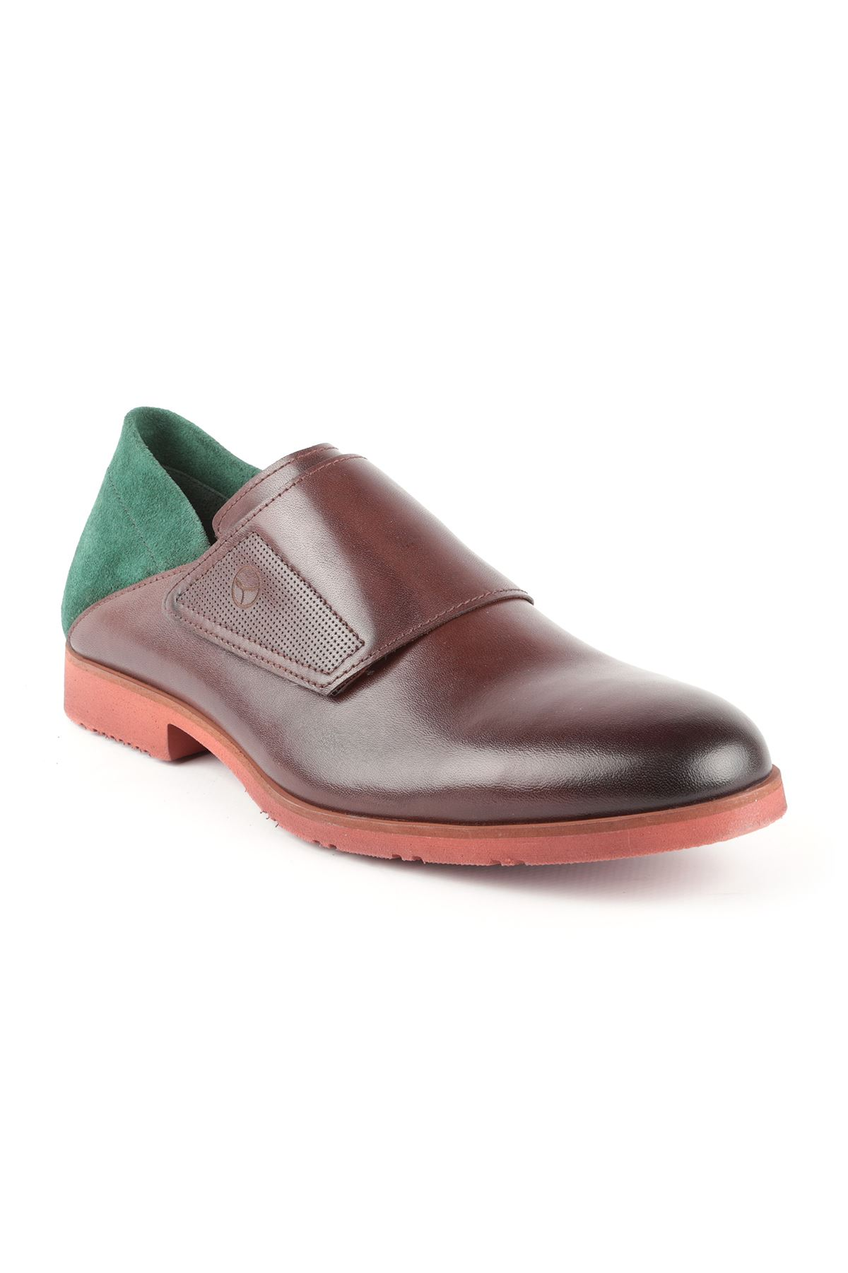 Libero T1432 Claret Red Casual Shoes