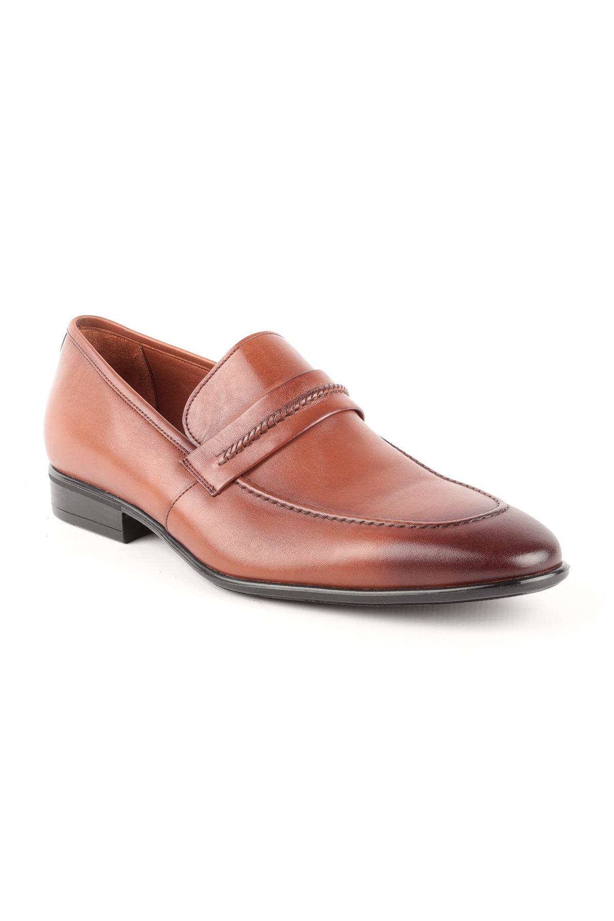 Libero T1428 Taba Klasik Ayakkabı