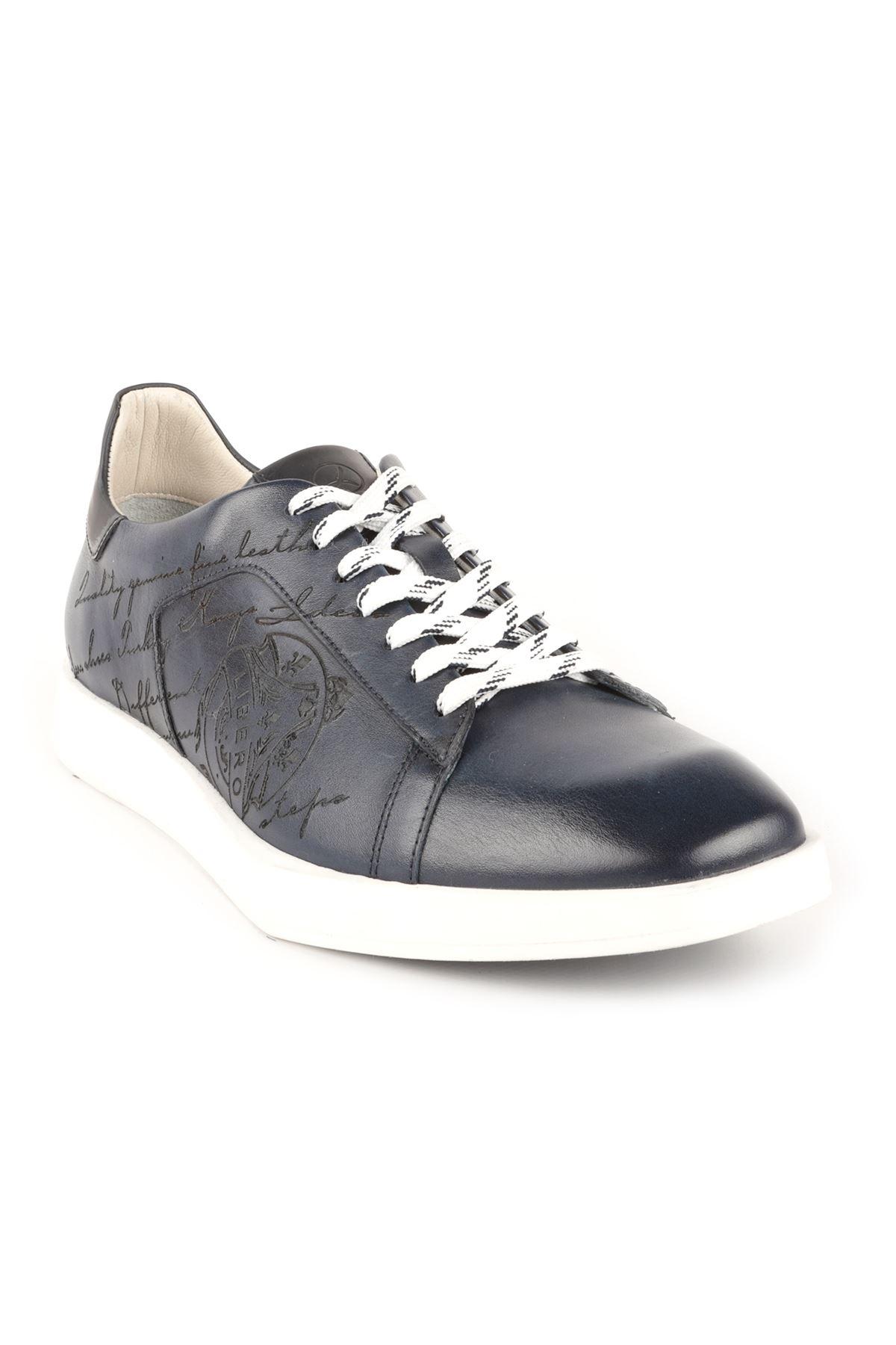 Libero L3801 Lacivert Erkek Ayakkabı