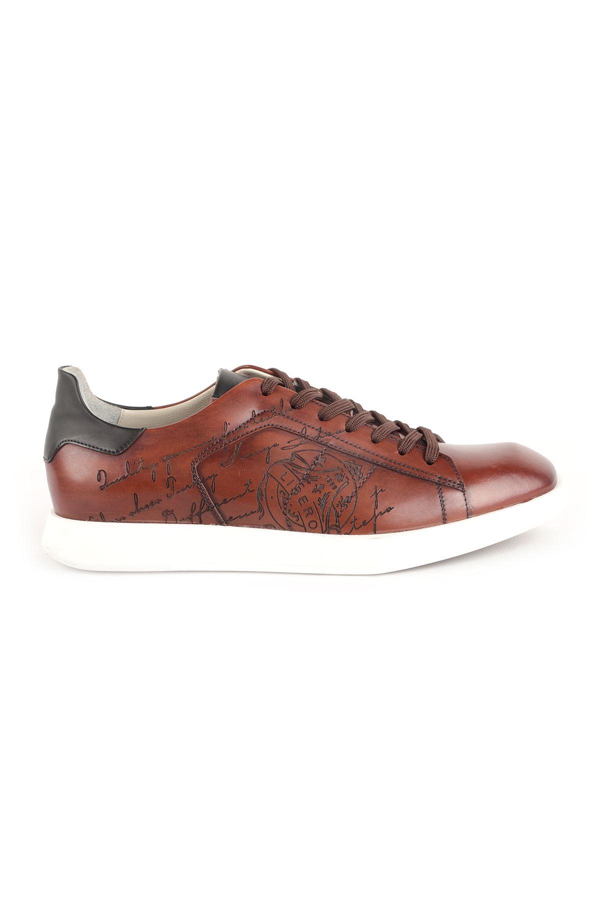 Libero L3801 Taba Erkek Ayakkabı