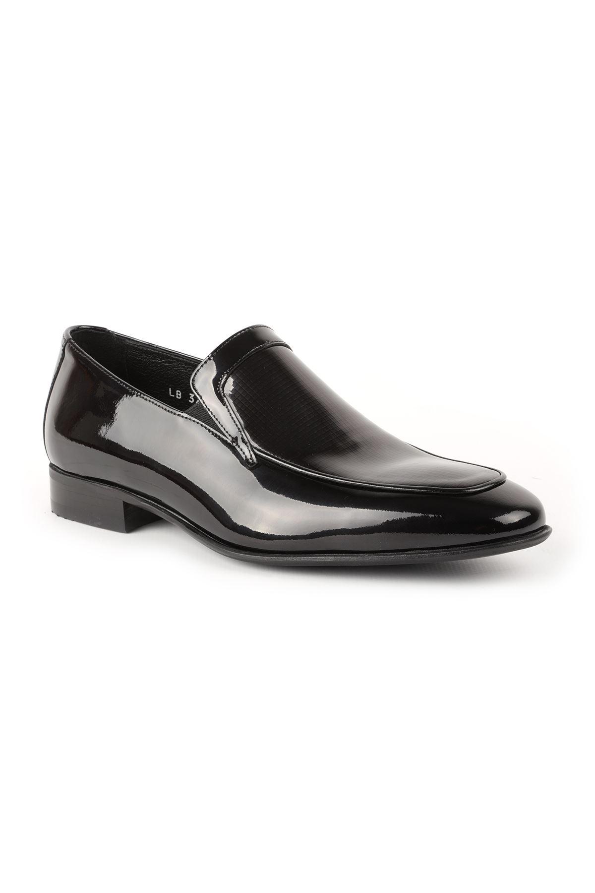 Libero L3739 Siyah Klasik Erkek Ayakkabı