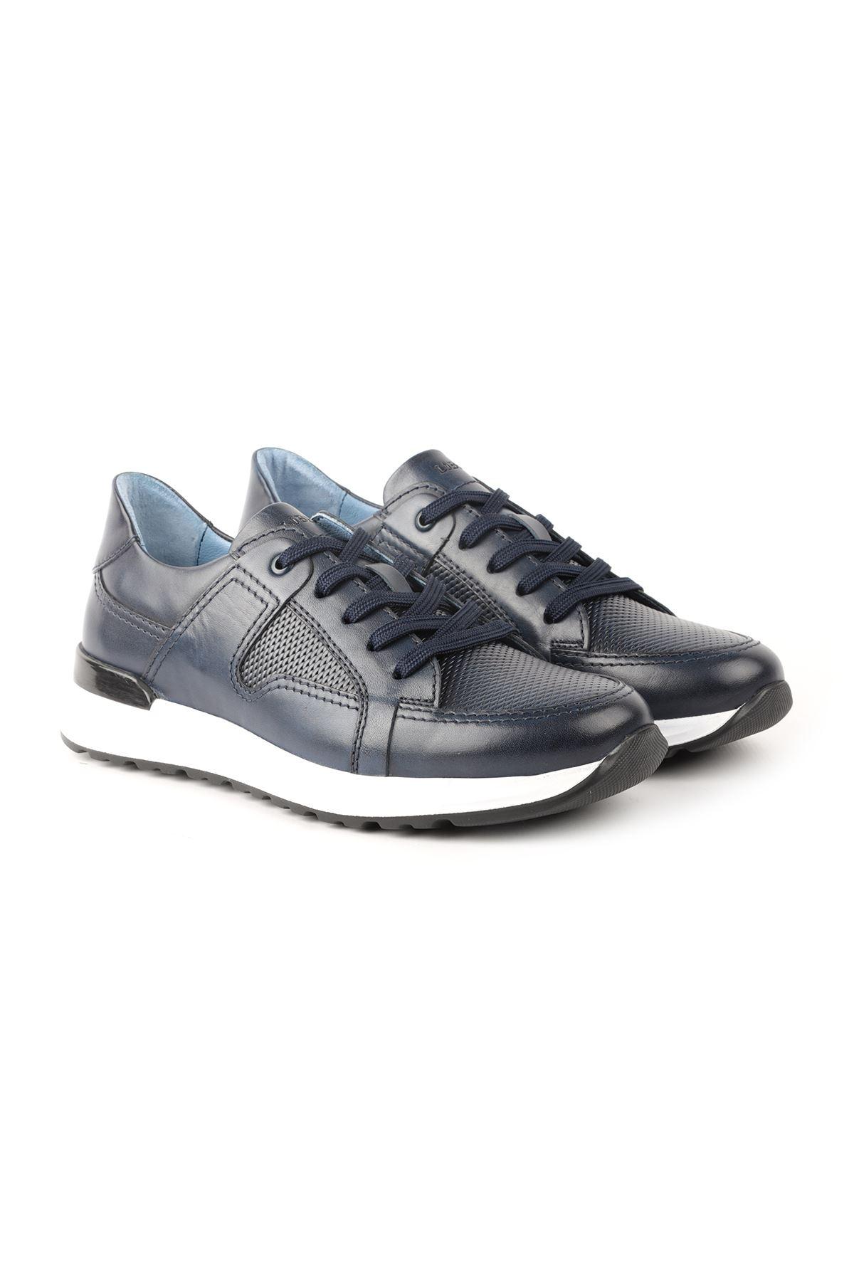 Libero L3741 Lacivert Casual Erkek Ayakkabı