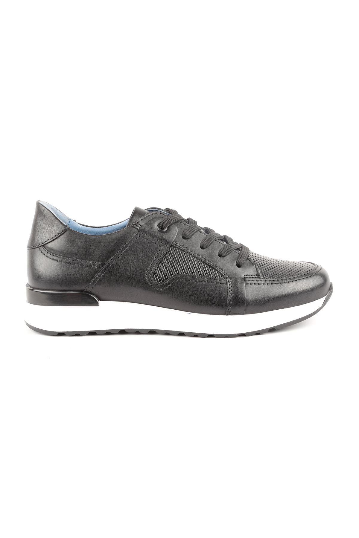 Libero L3741 Siyah Casual Erkek Ayakkabı