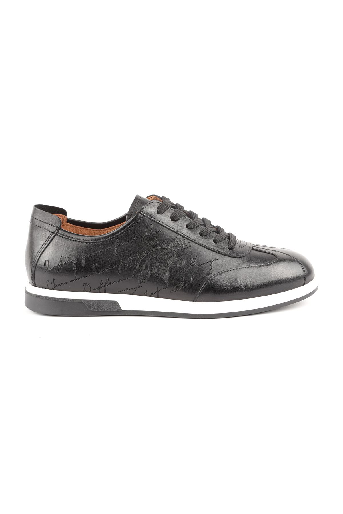 Libero L3772 Black Men's Sport Shoes