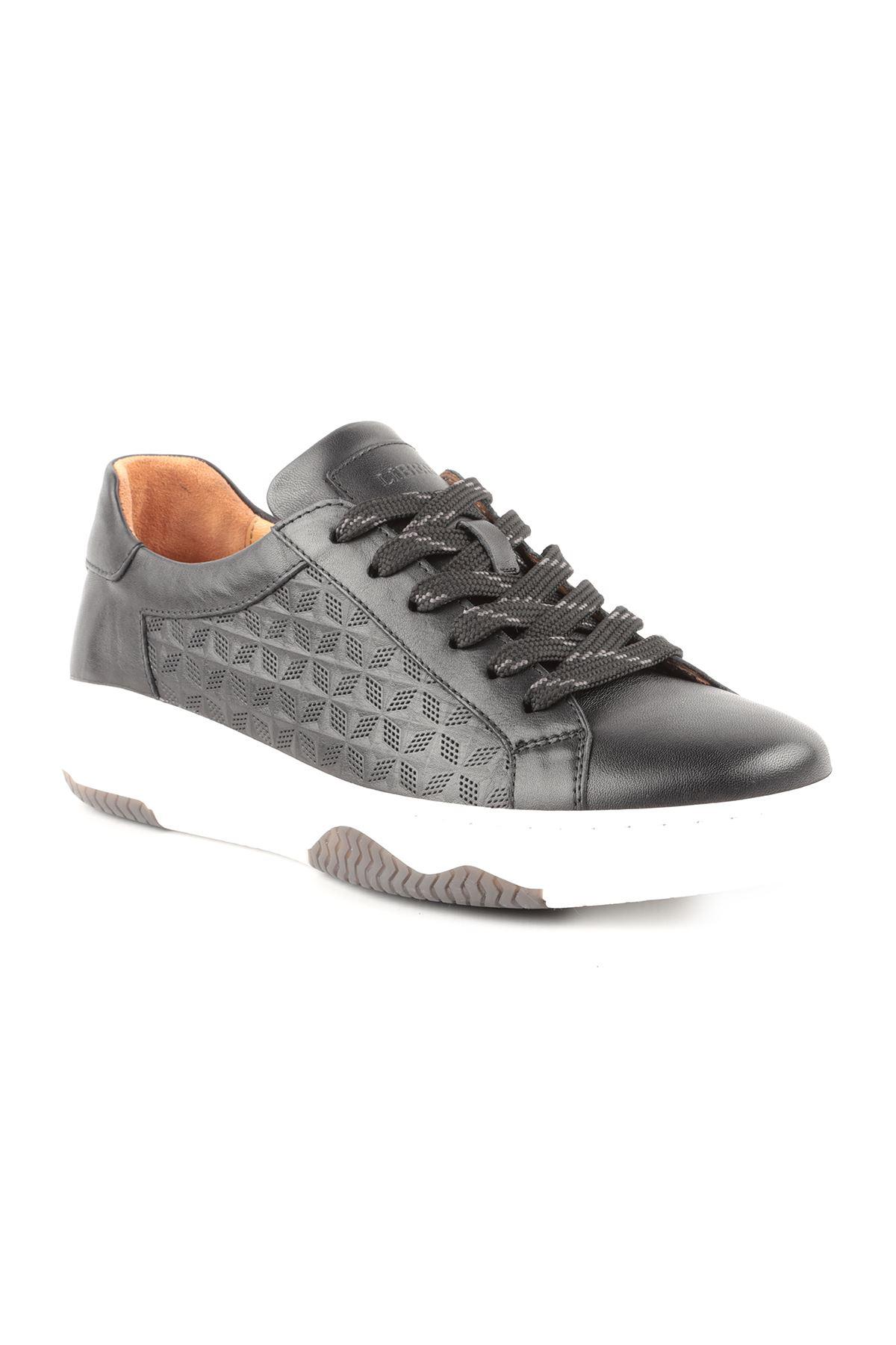 Libero L3751 Siyah Casual Erkek Ayakkabı