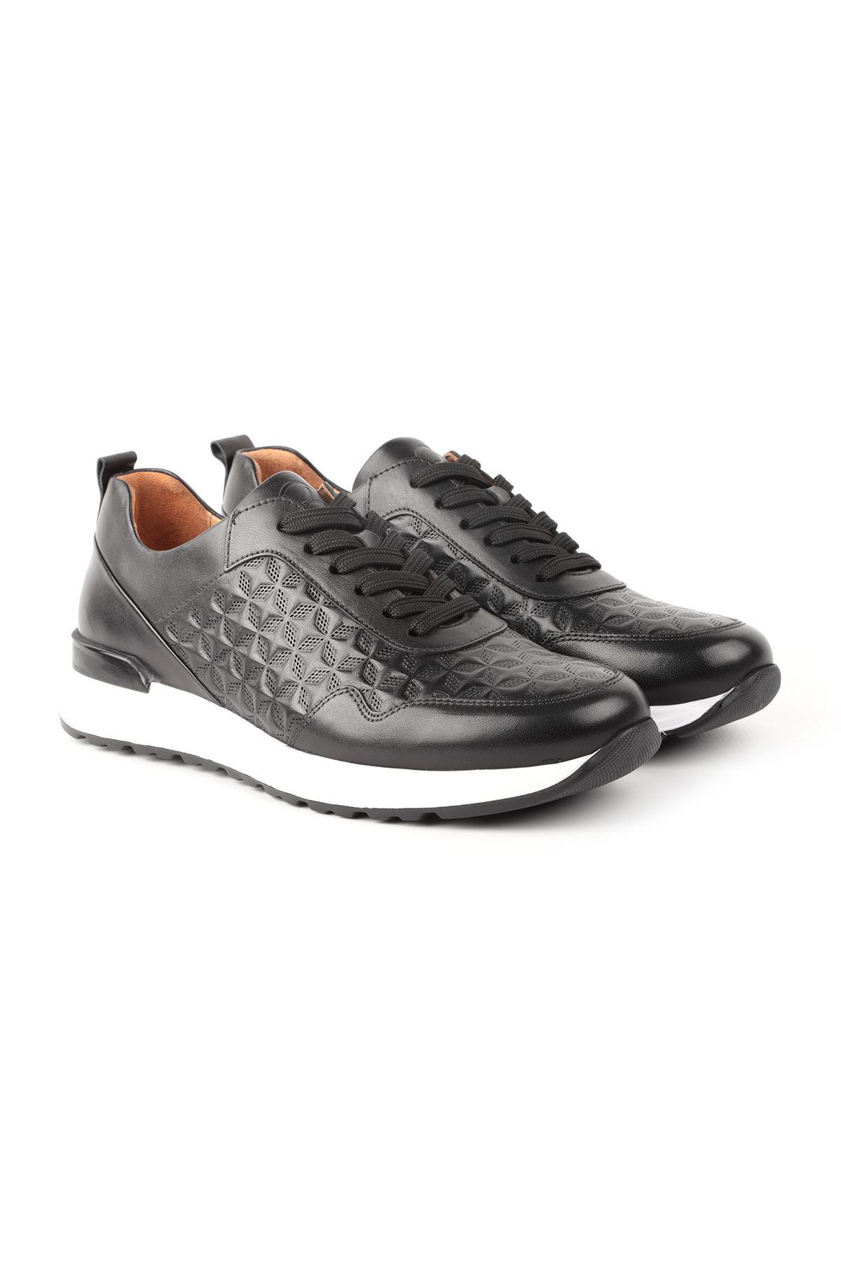 Libero L3752 Siyah Erkek Spor Ayakkabı