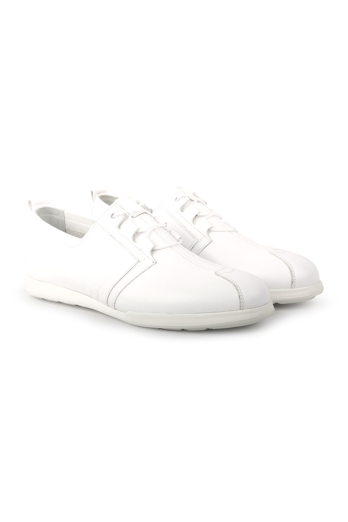 Libero L3761 Beyaz Casual Erkek Ayakkabı
