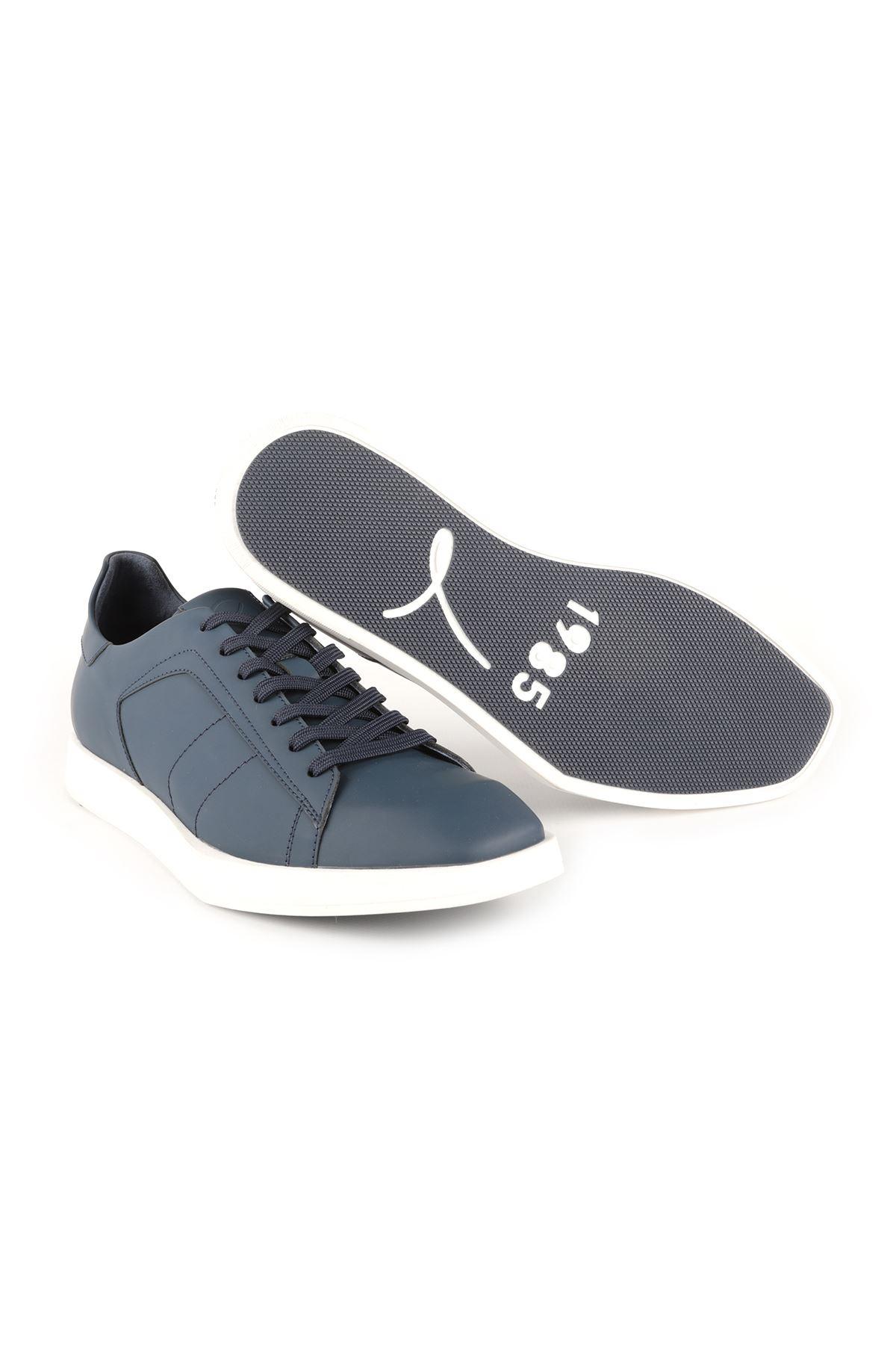 Libero L3805 Navy Blue Men Shoes