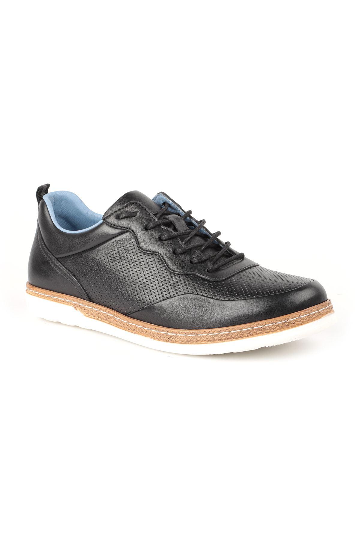 Libero L846 Black Casual Men Shoes