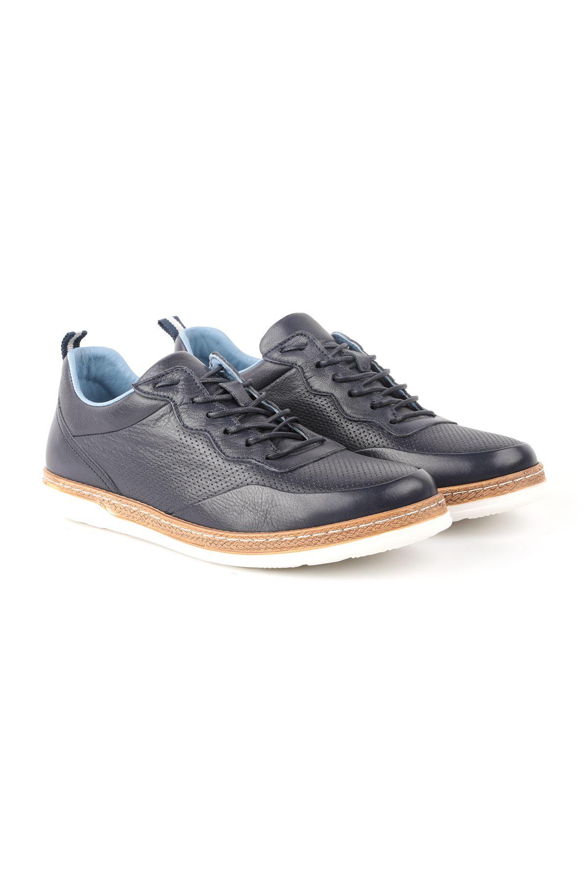 Libero L846 Lacivert Casual Erkek Ayakkabı
