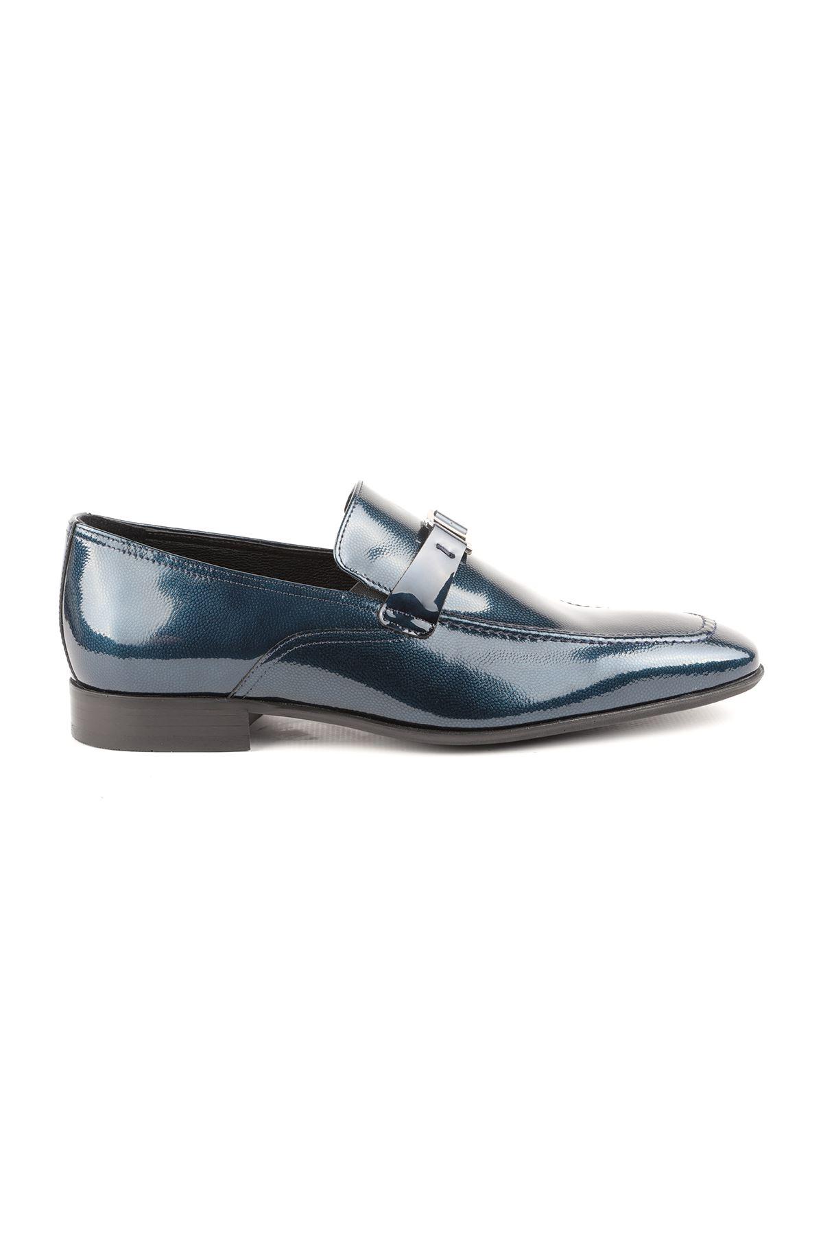Libero L3700 Lacivert Klasik Erkek Ayakkabı