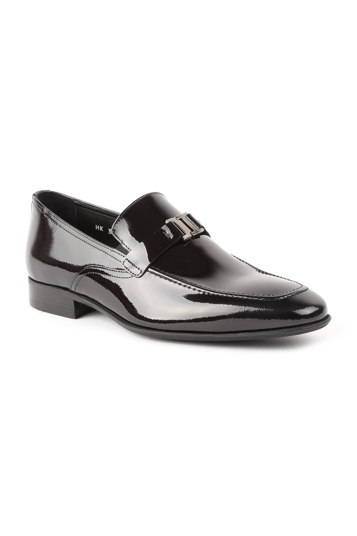 Libero L3700 Siyah Klasik Erkek Ayakkabı