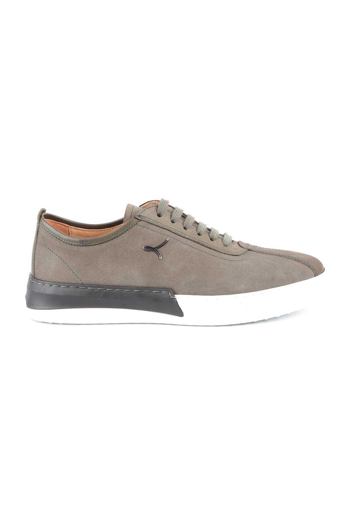 Libero L3674 Haki Erkek Spor Ayakkabı