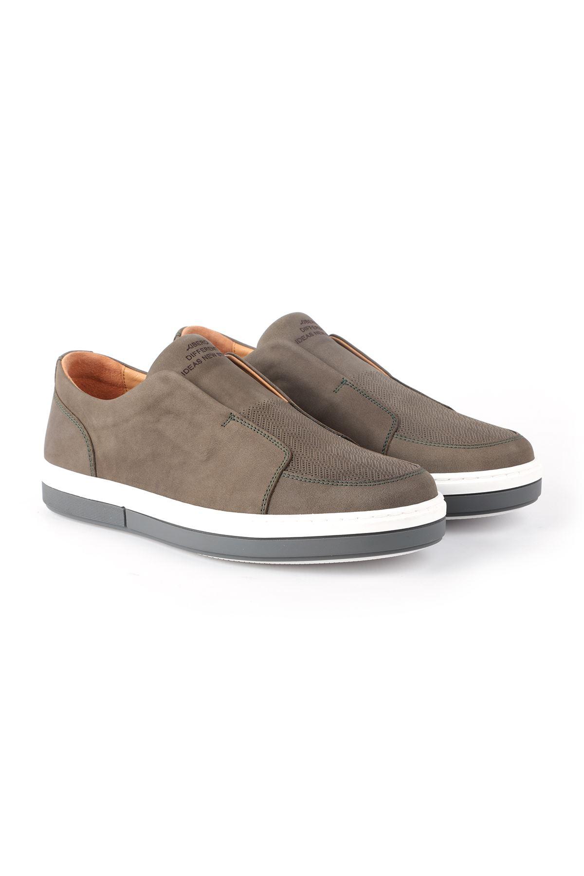 Libero L3680 Haki Spor Erkek Ayakkabı