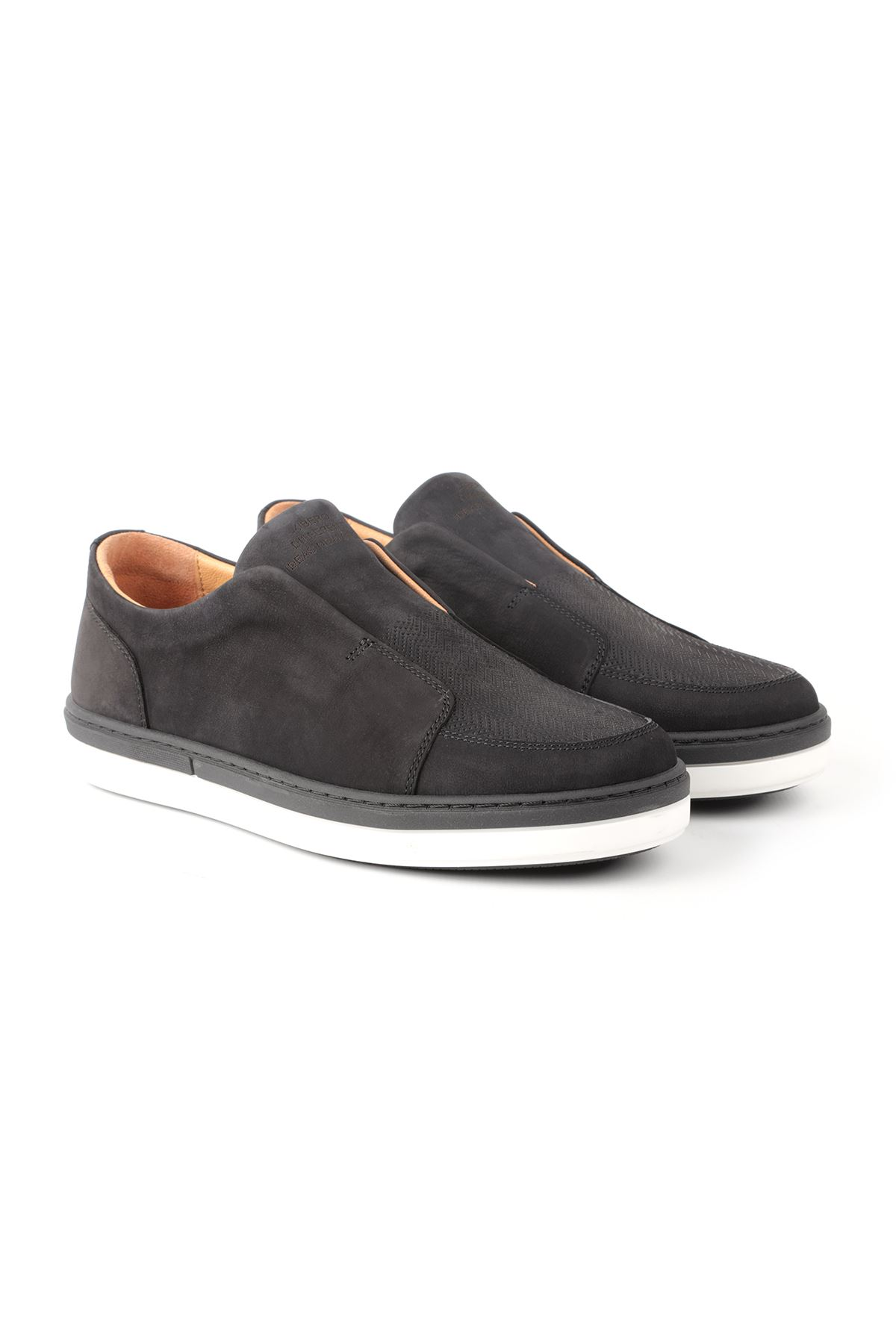 Libero L3680 Black Men's Sport Shoes