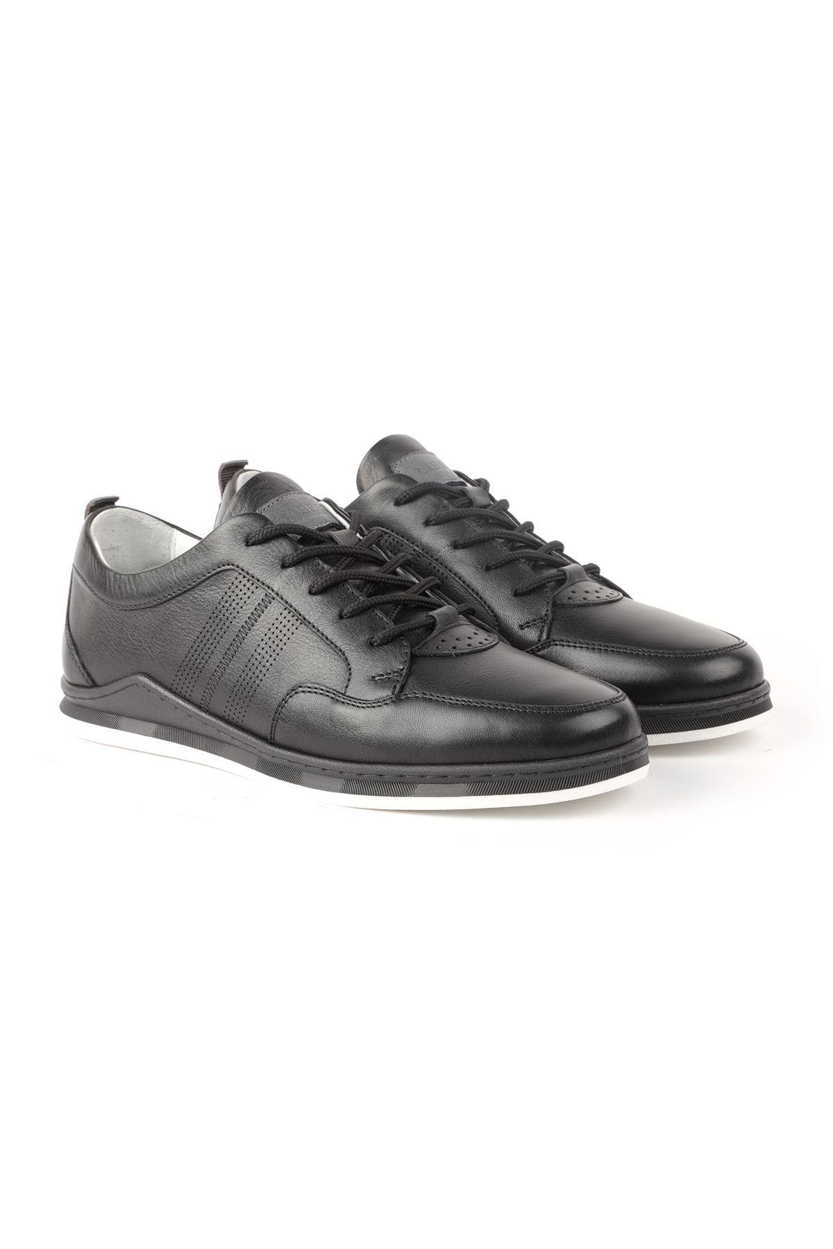 Libero L3661 Siyah Erkek Spor Ayakkabı