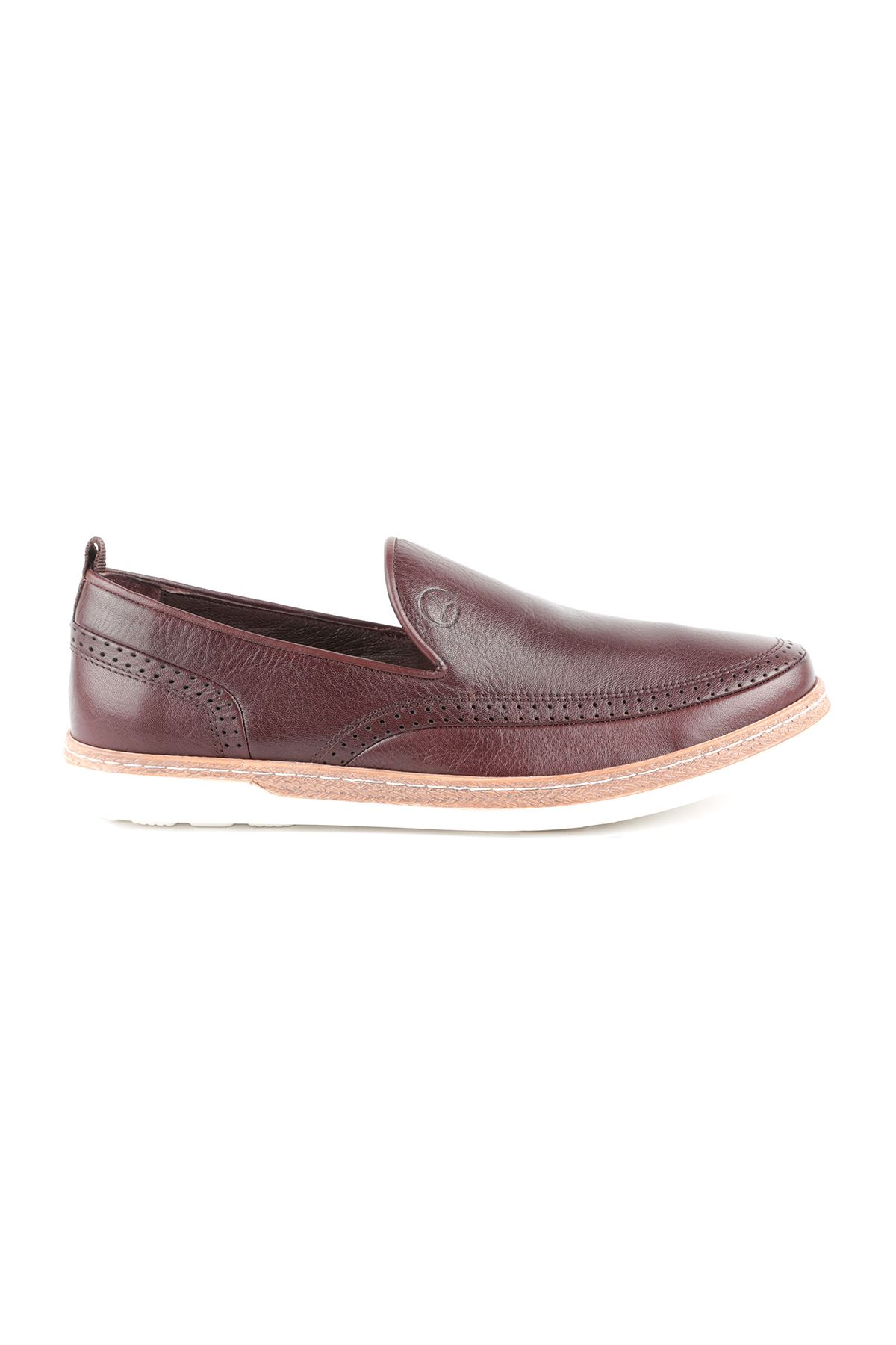 Libero L3658 Brown Loafer Men's Shoes