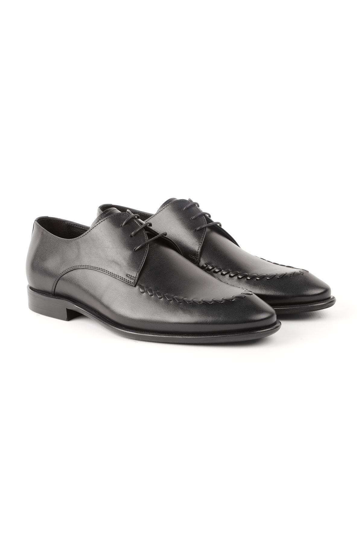 Libero L3645 Siyah Klasik Erkek Ayakkabı