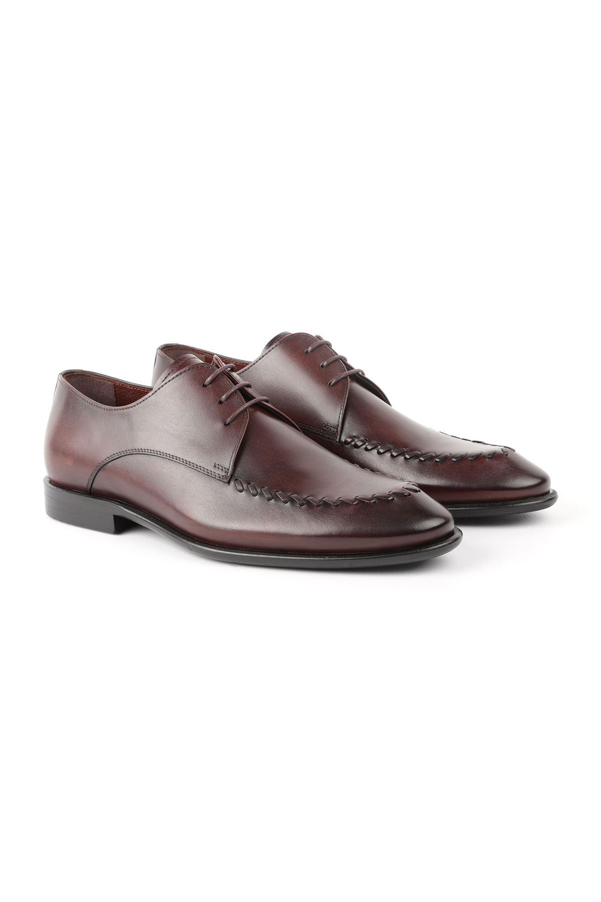 Libero L3645 Kahve Klasik Erkek Ayakkabı