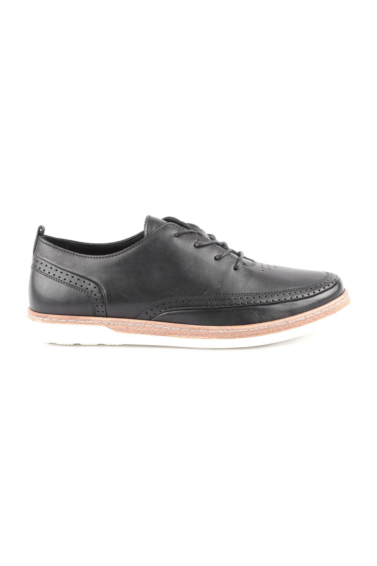 Libero L3633 Black Casual Men Shoes