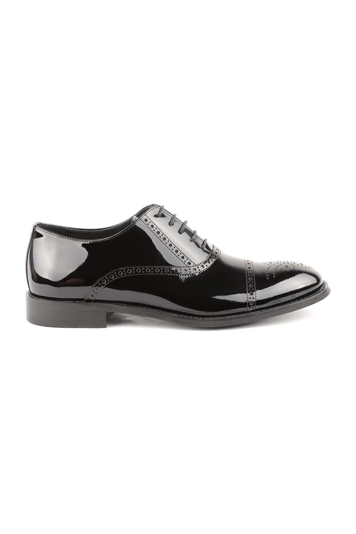 Libero L3698 Siyah Klasik Erkek Ayakkabı