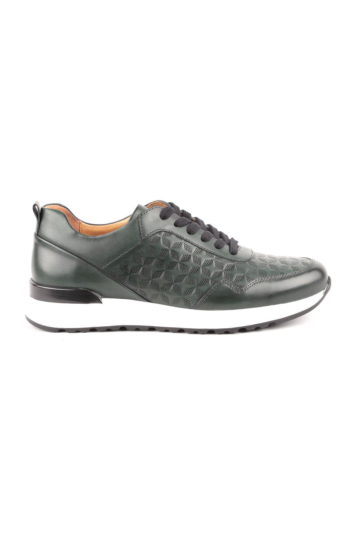 Libero L3752 Khaki Men Sport Shoes
