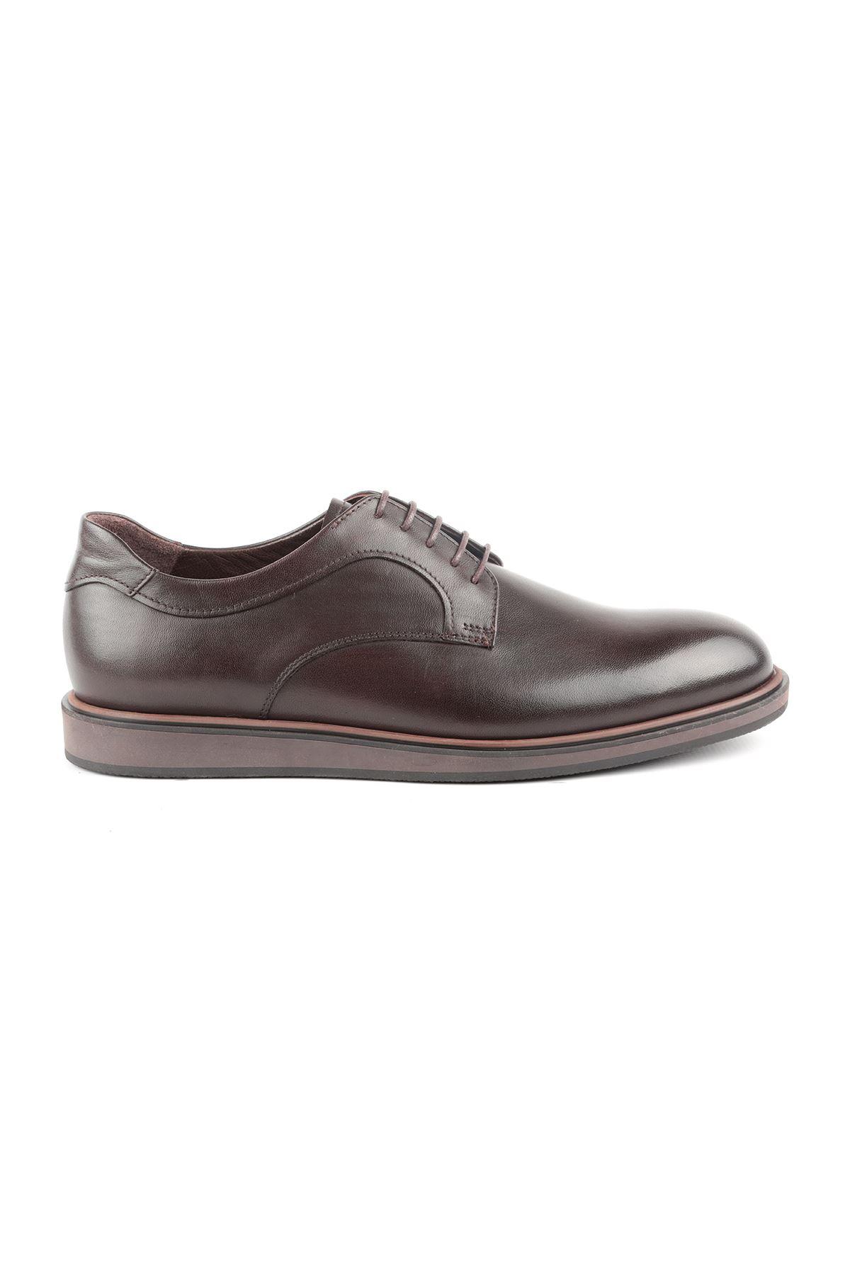 Libero L3653 Kahve Klasik Erkek Ayakkabı