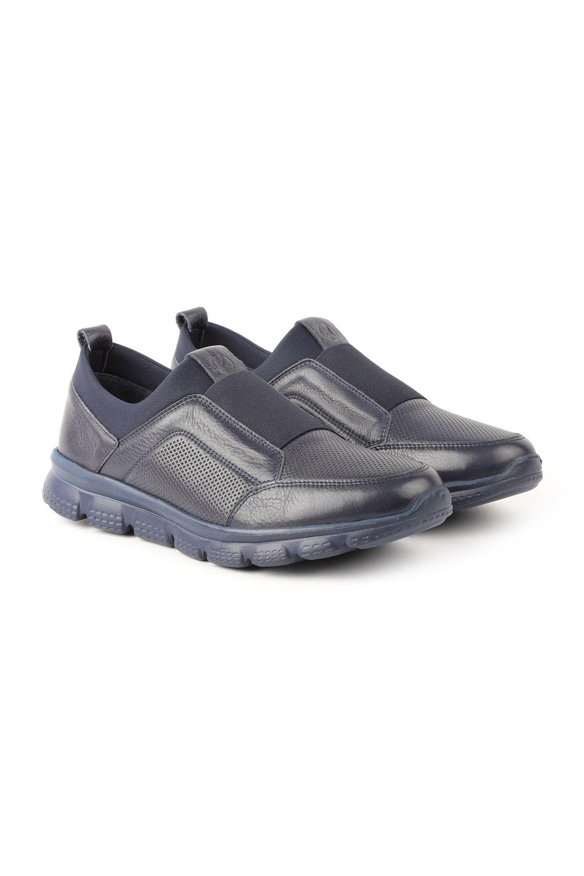 Libero L3625 Navy Blue Men Sport Shoes