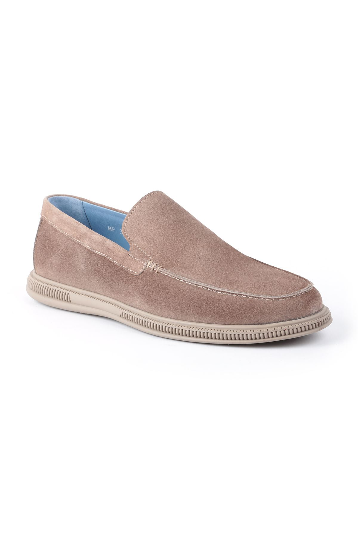 Libero L3635 Mink Loafer Men's Shoes