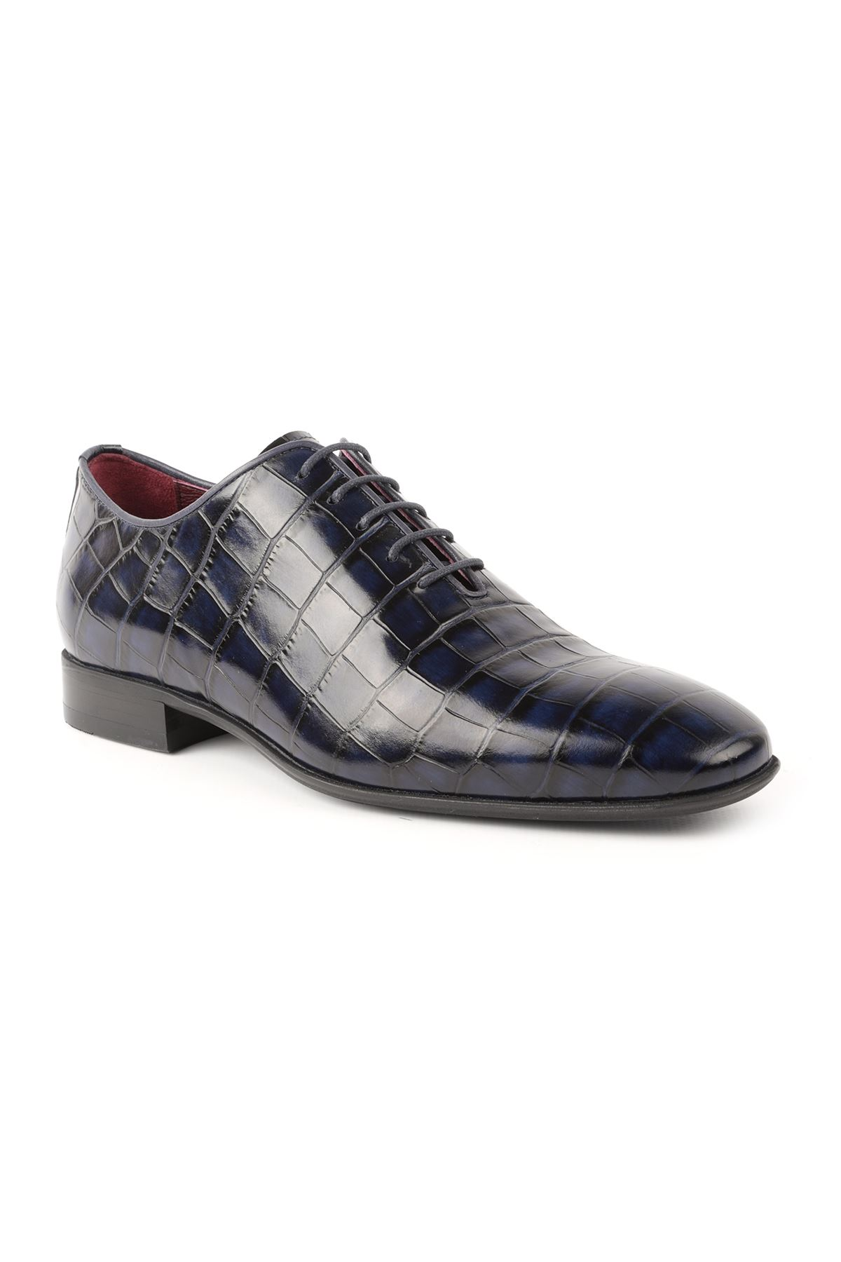 Libero L3766 Klasik Mavi Erkek Ayakkabı