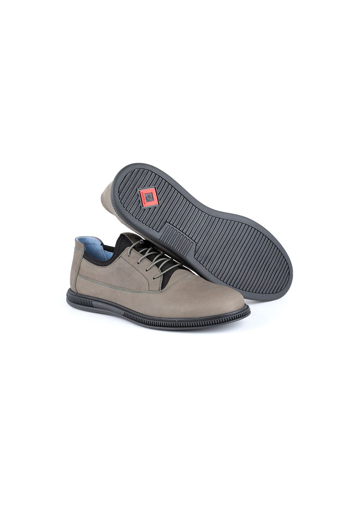 Libero L3726 Khaki Casual Men Shoes