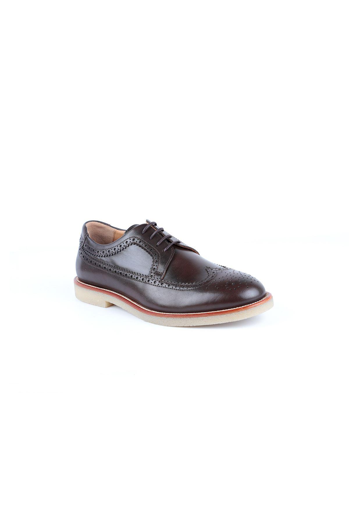 Libero L3743 Brown Casual Men's Shoes