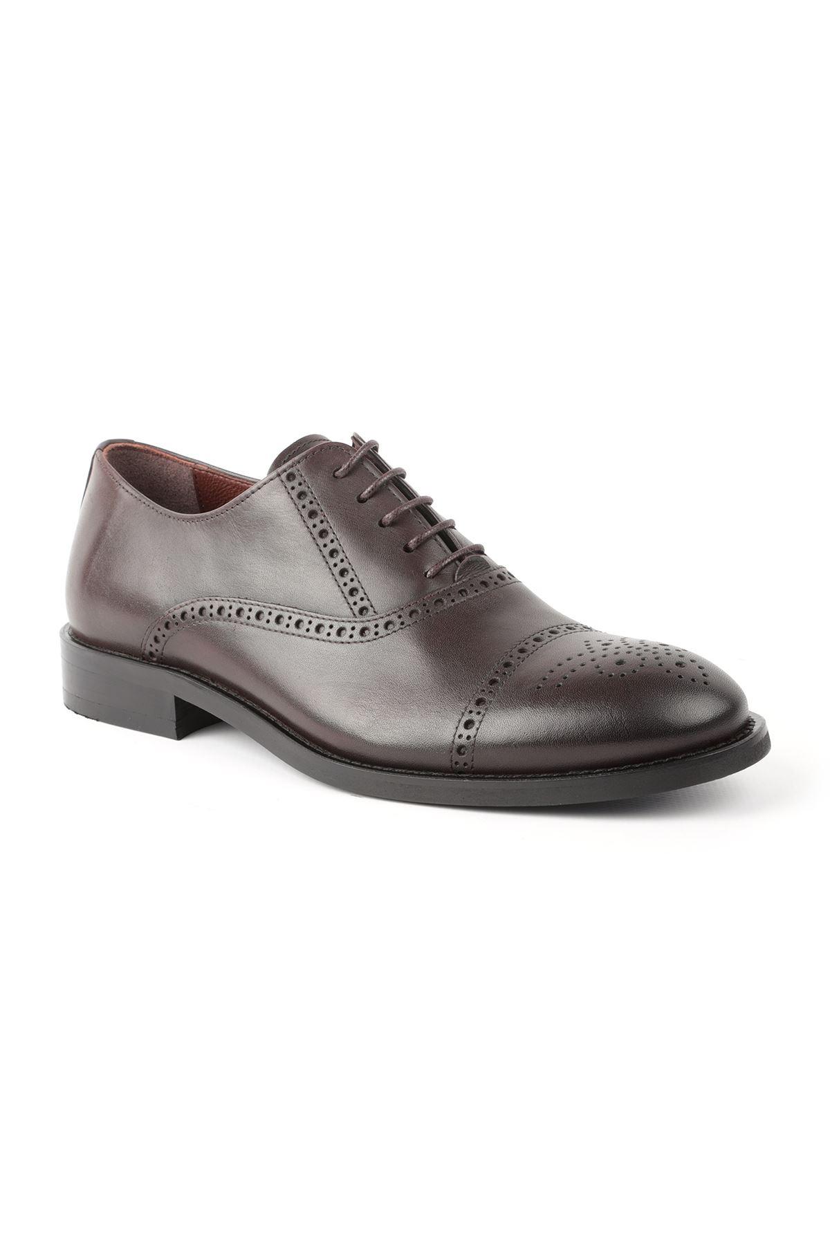 Libero L3698 Kahve Klasik Erkek Ayakkabı
