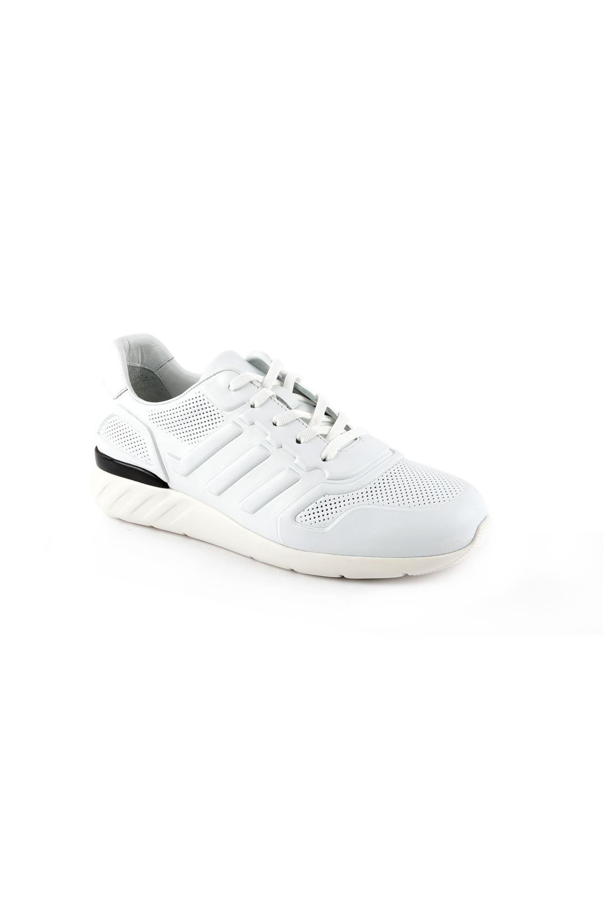Libero L3689 Beyaz Erkek Spor Ayakkabı