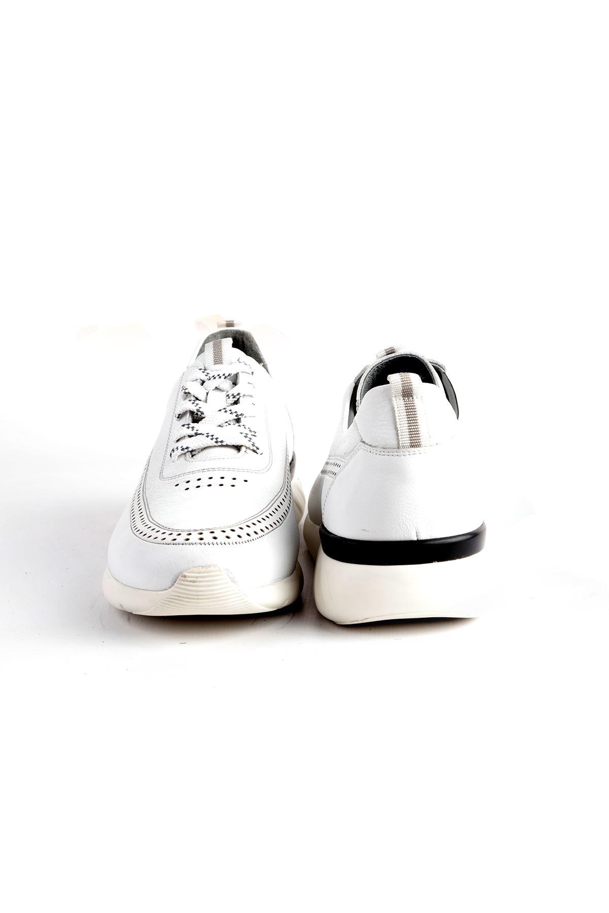 Libero L3779 Beyaz Spor Ayakkabı