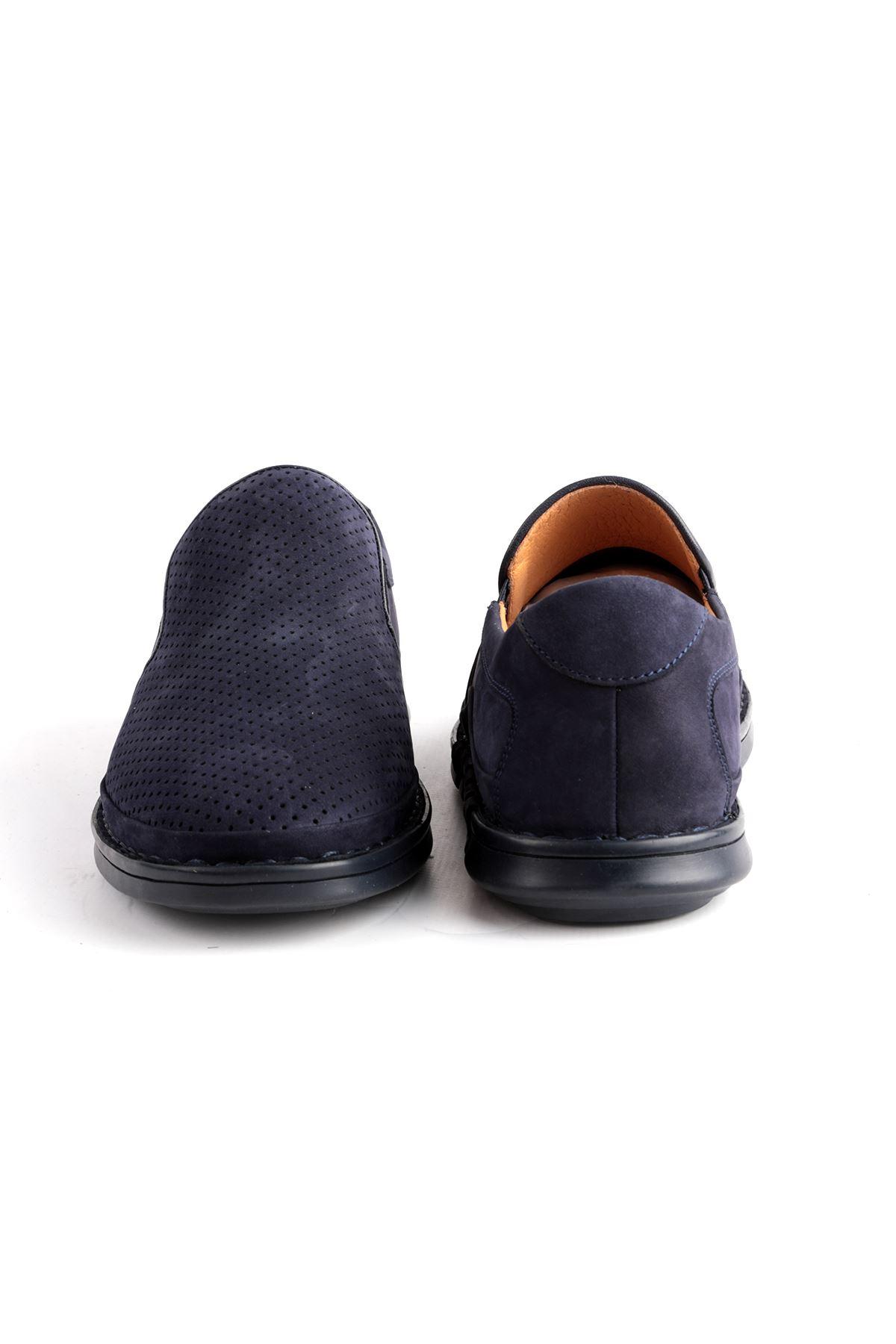 Libero L3760 Lacivert Loafer Ayakkabı