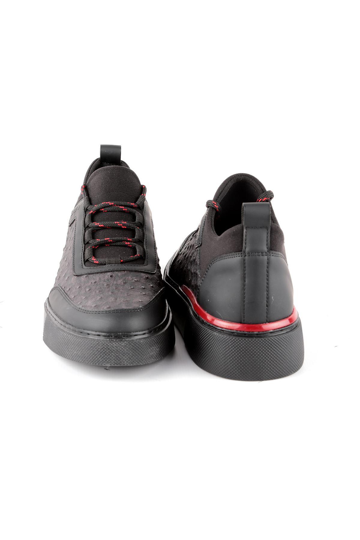 Libero L3800 Siyah Spor Ayakkabı