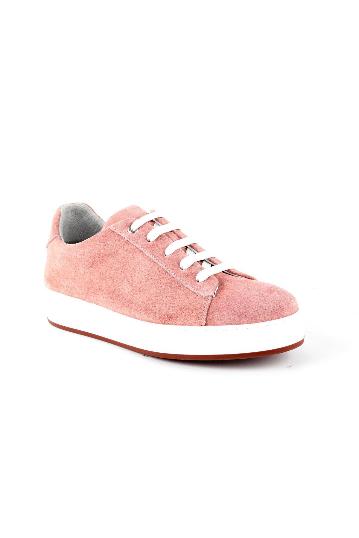 Libero Dİ2026 Pudra Kadın Spor Ayakkabı