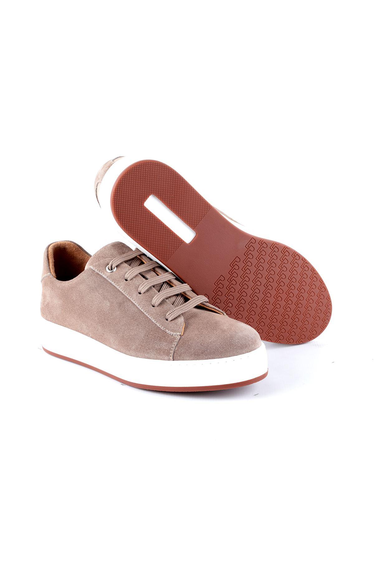 Libero Dİ2026 Vizon Kadın Spor Ayakkabı