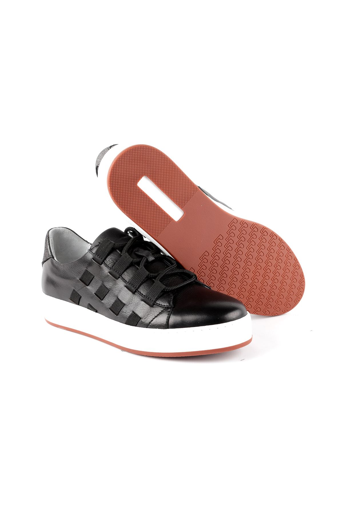 Libero Dİ2005 Siyah Kadın Spor Ayakkabı