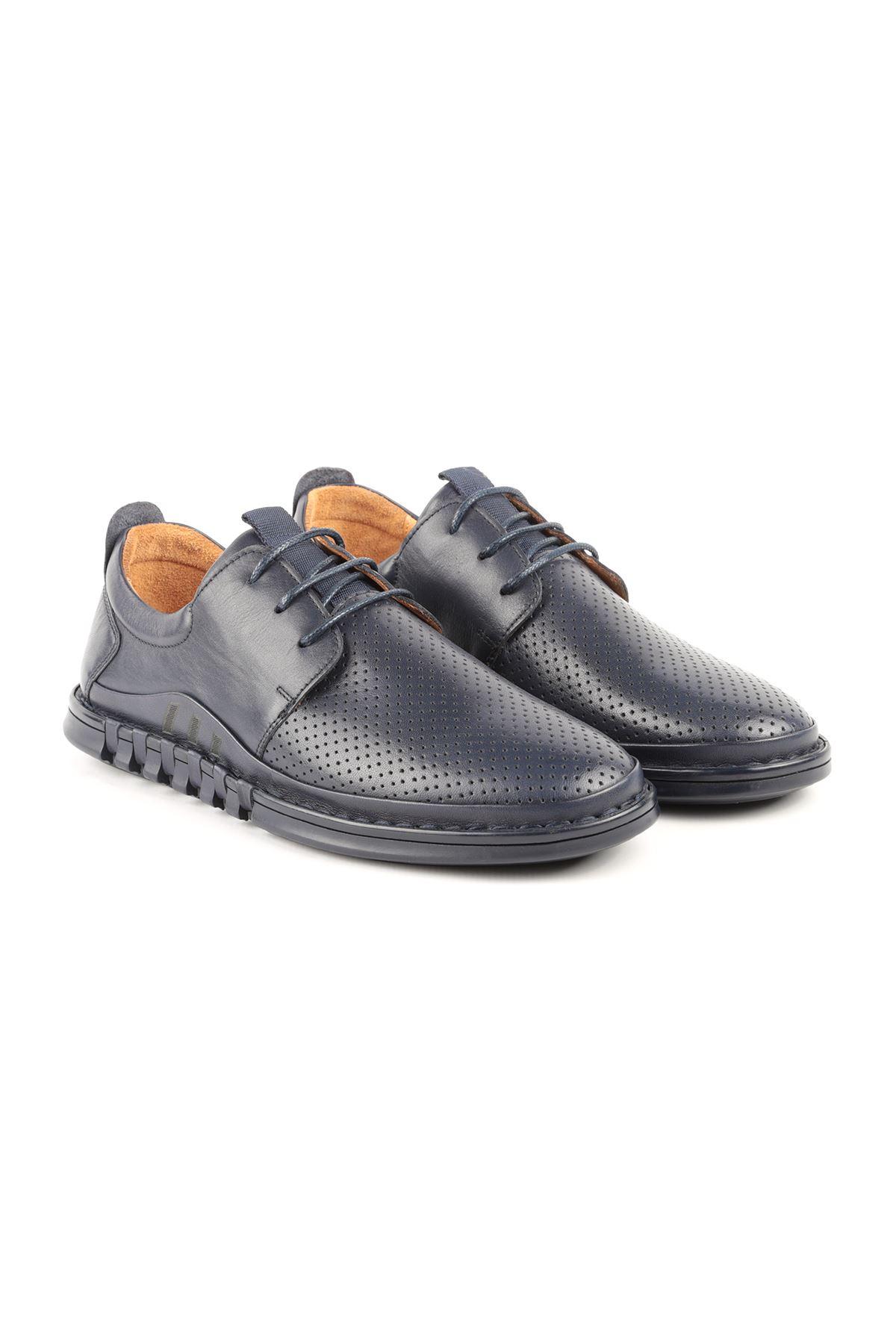 Libero L3759 Lacivert Casual Erkek Ayakkabı