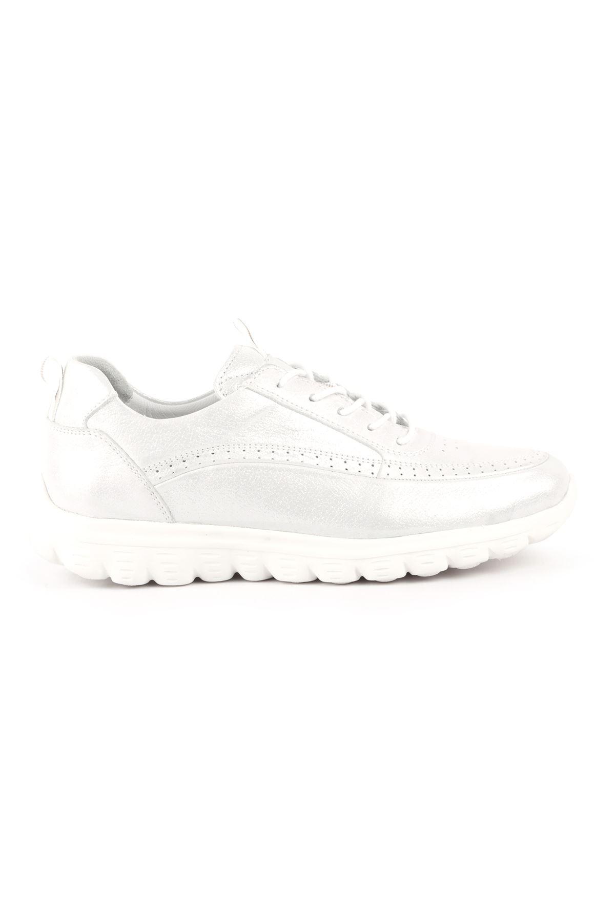 Libero Dİ2018 Beyaz Kadın Spor Ayakkabı