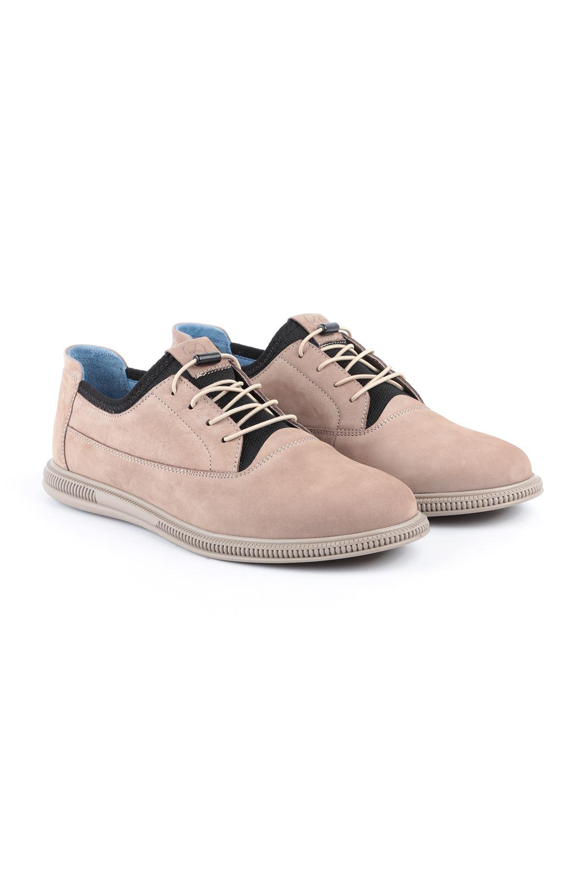 Libero L3726 Vizon Casual Erkek Ayakkabı