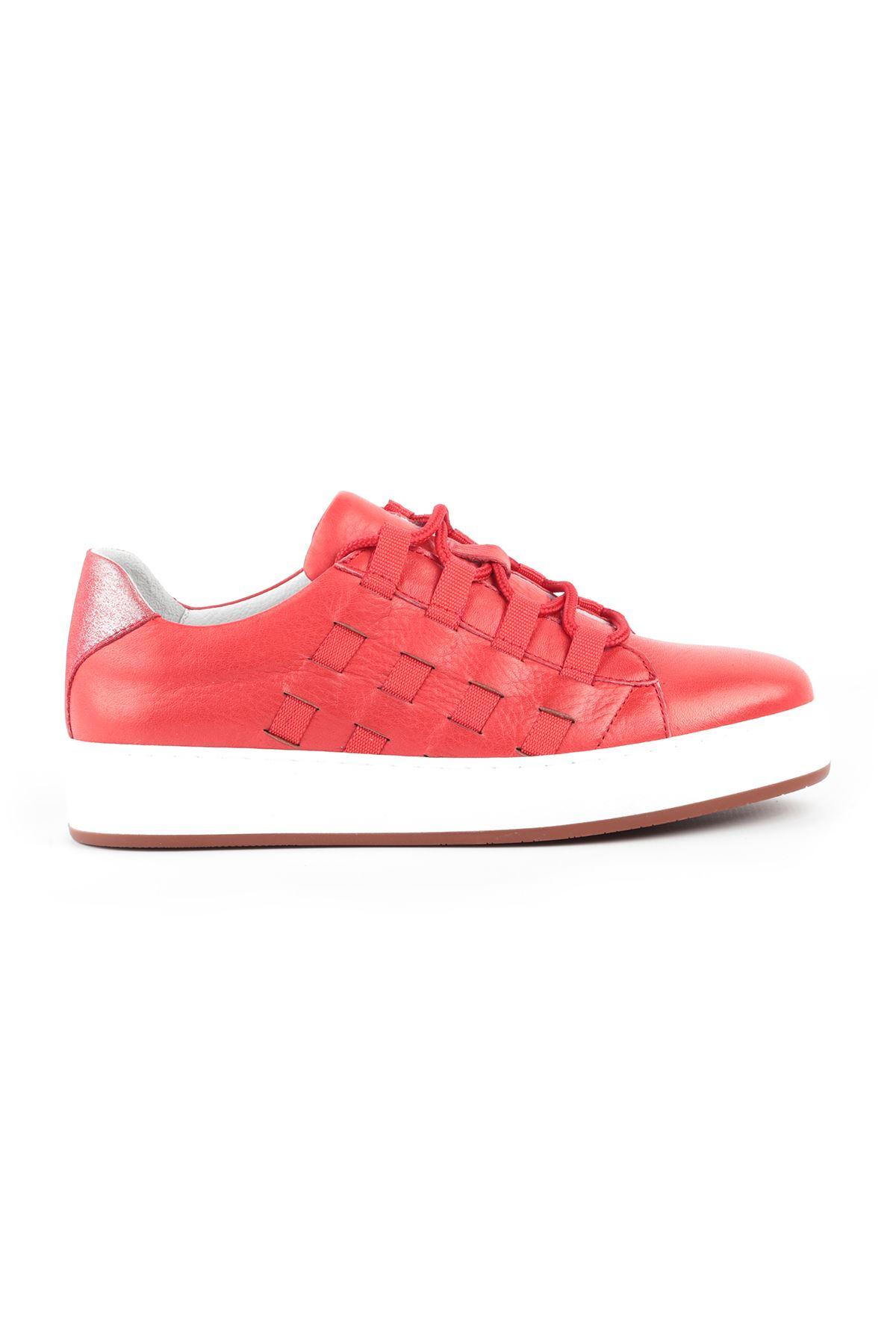 Libero Dİ2005 Kırmızı Kadın Spor Ayakkabı