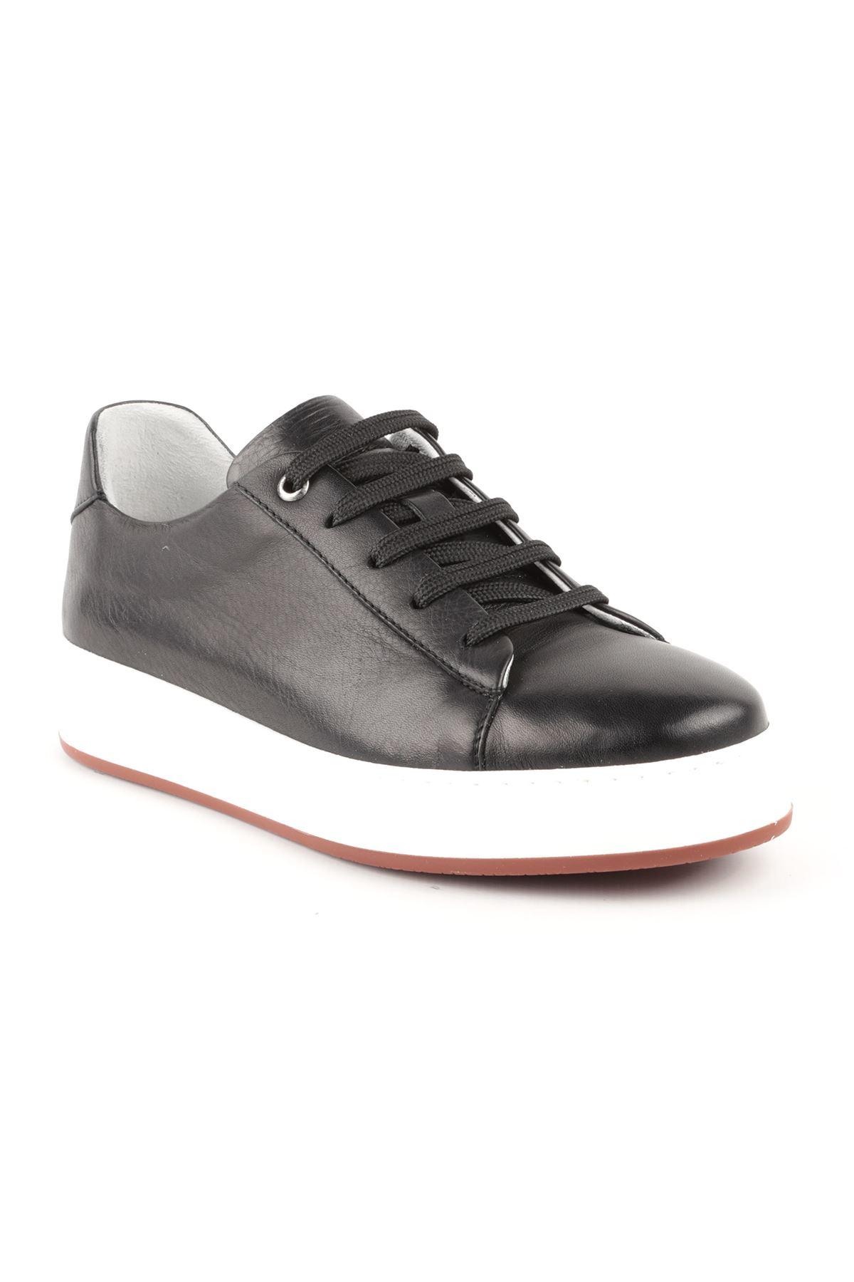Libero Dİ2026 Siyah Kadın Spor Ayakkabı