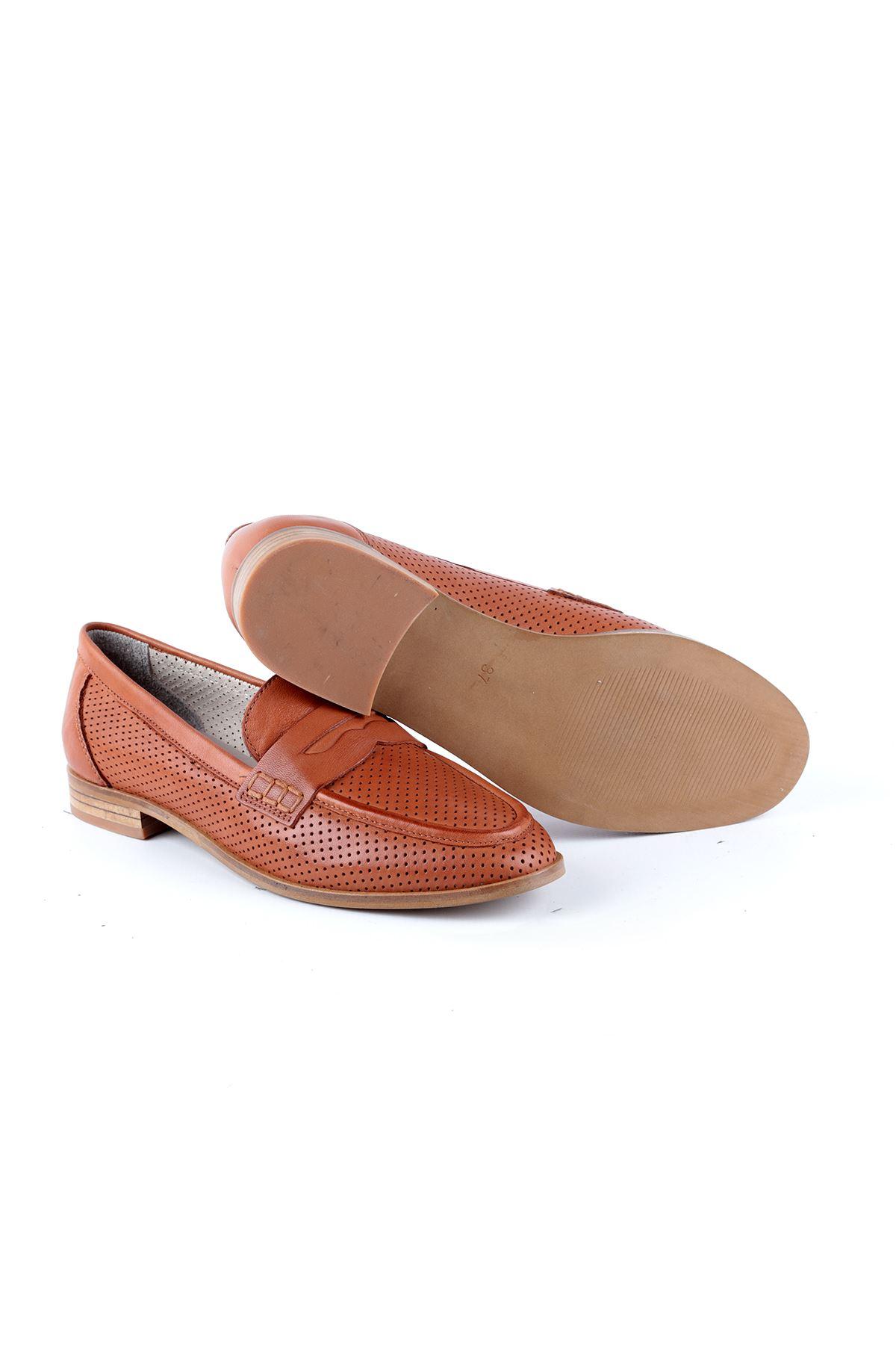 Libero L13.108426 Taba Babet Ayakkabı