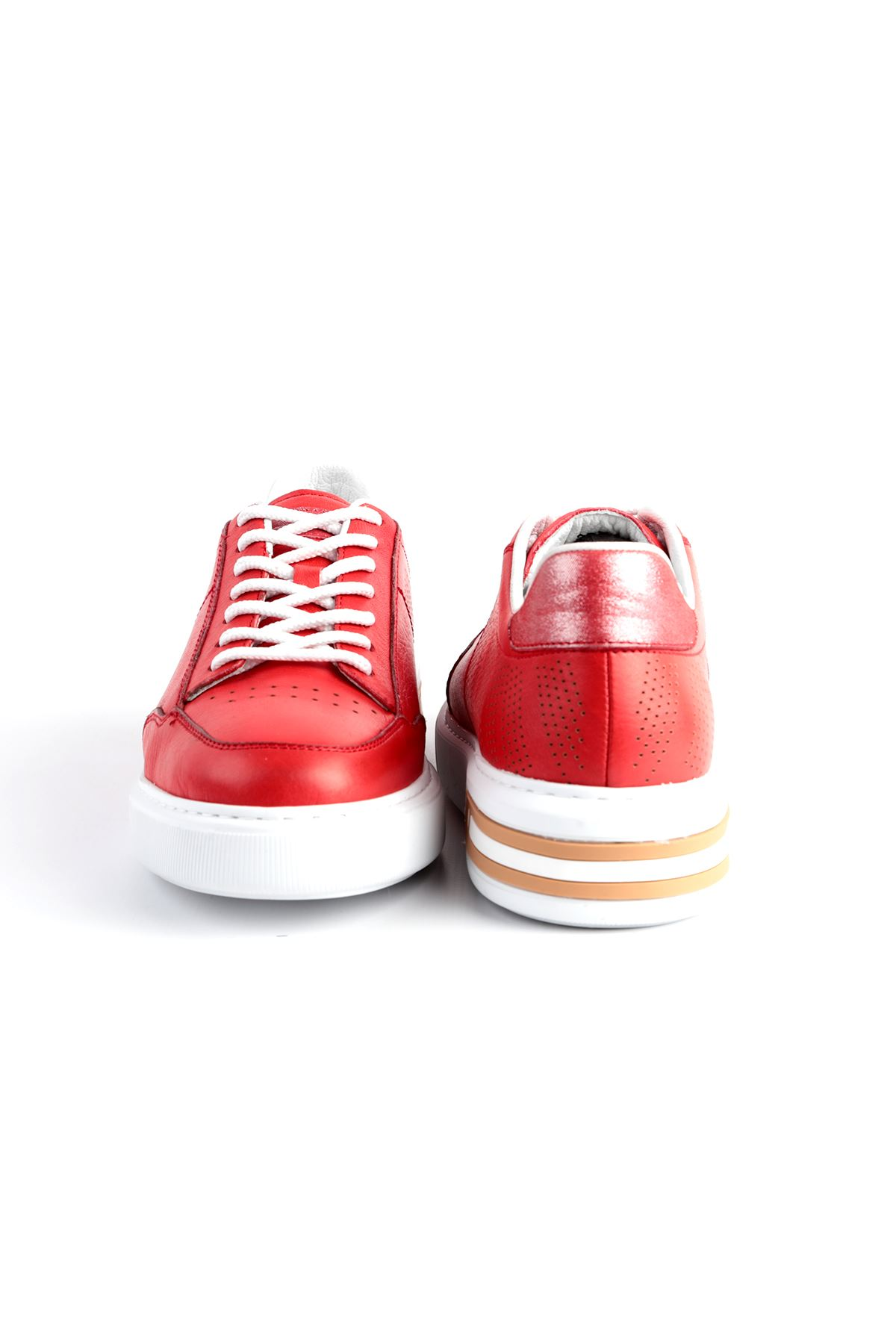 Libero Dİ2034 Kırmızı Spor Ayakkabı