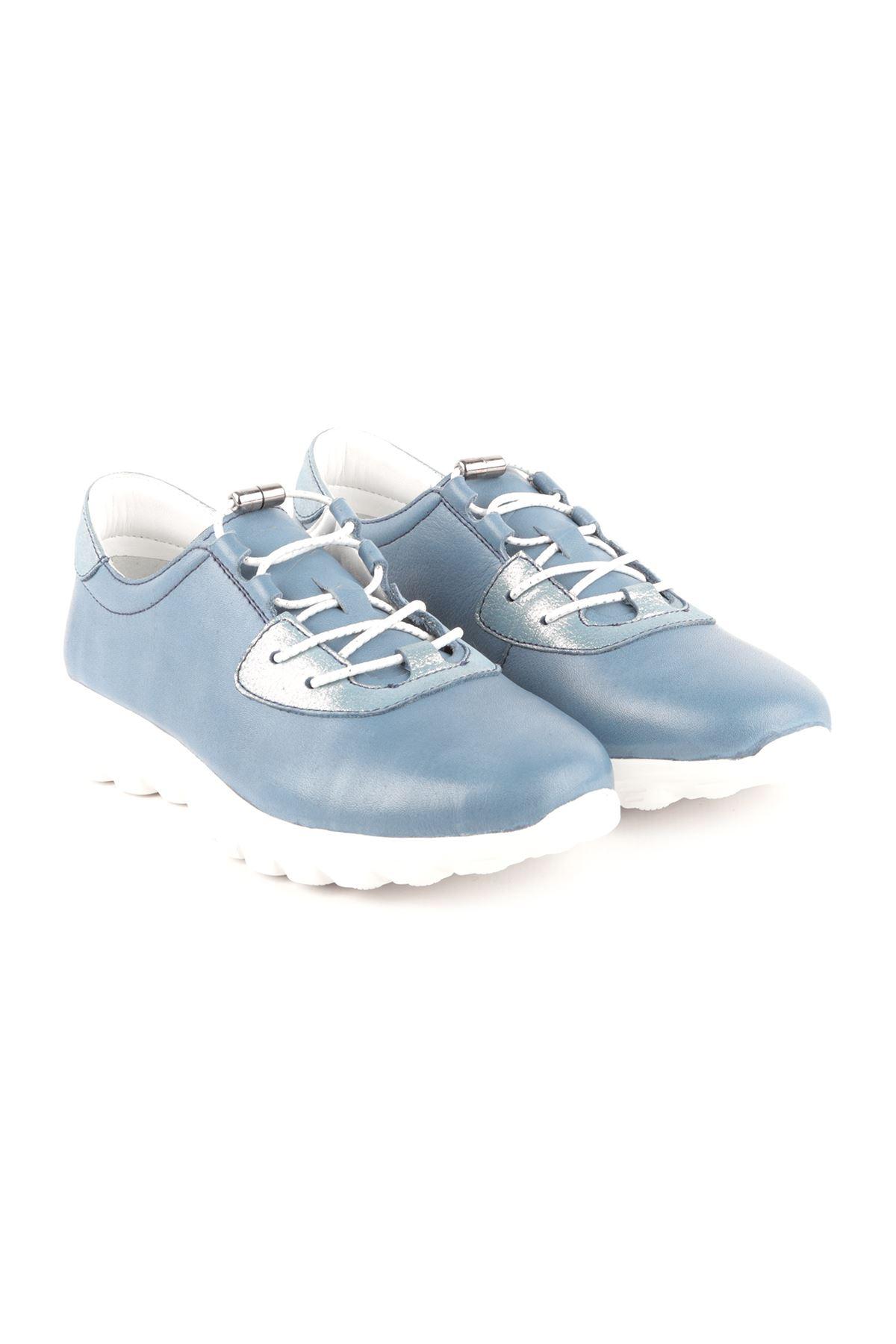 Libero Dİ2017 Mavi Spor Ayakkabı